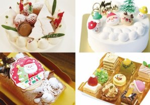 PALET編集部が選ぶ!クリスマスケーキ ~Xmas Cake Selection~